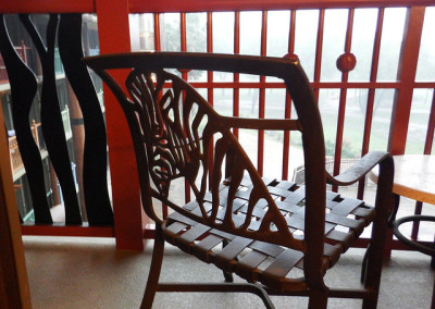 AKL balcony