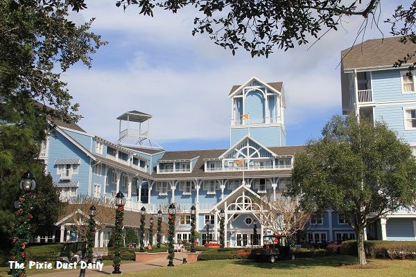 Disney's Beach Club Deluxe Resort