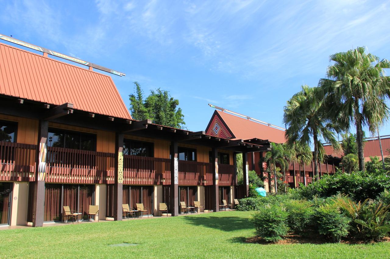 Polynesian Village Resort ©PixieDustDaily