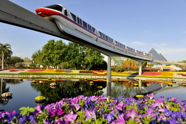20th Epcot International Flower & Garden Festival March 6-May 19, 2013