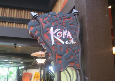 Poly Kona Cafe