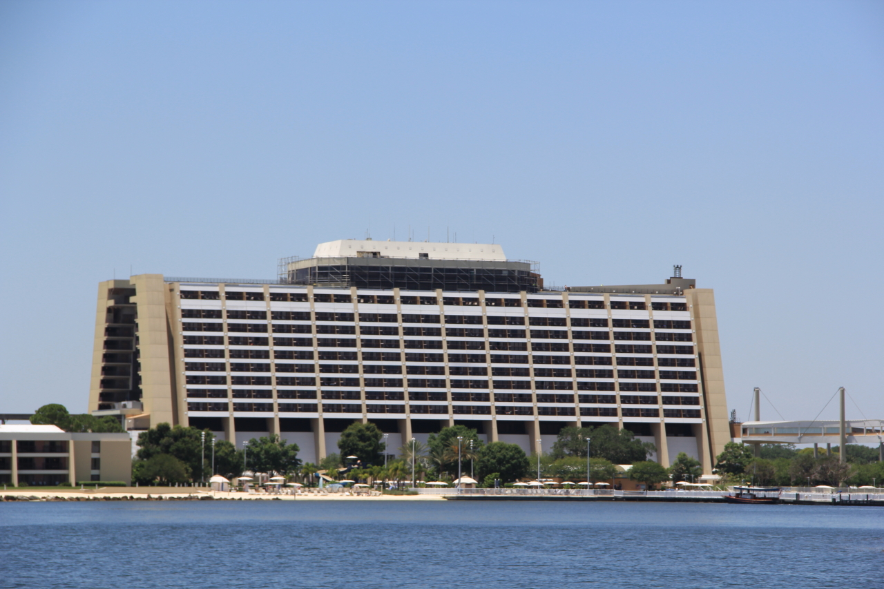 Disney world contemporary resort guide for Best contemporary hotels