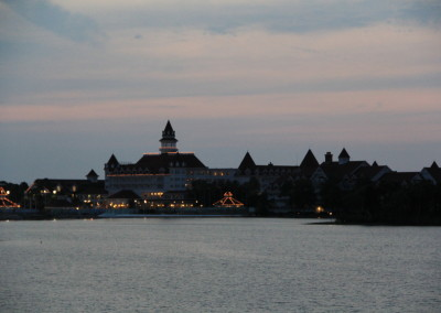 Resorts Grand Floridian night