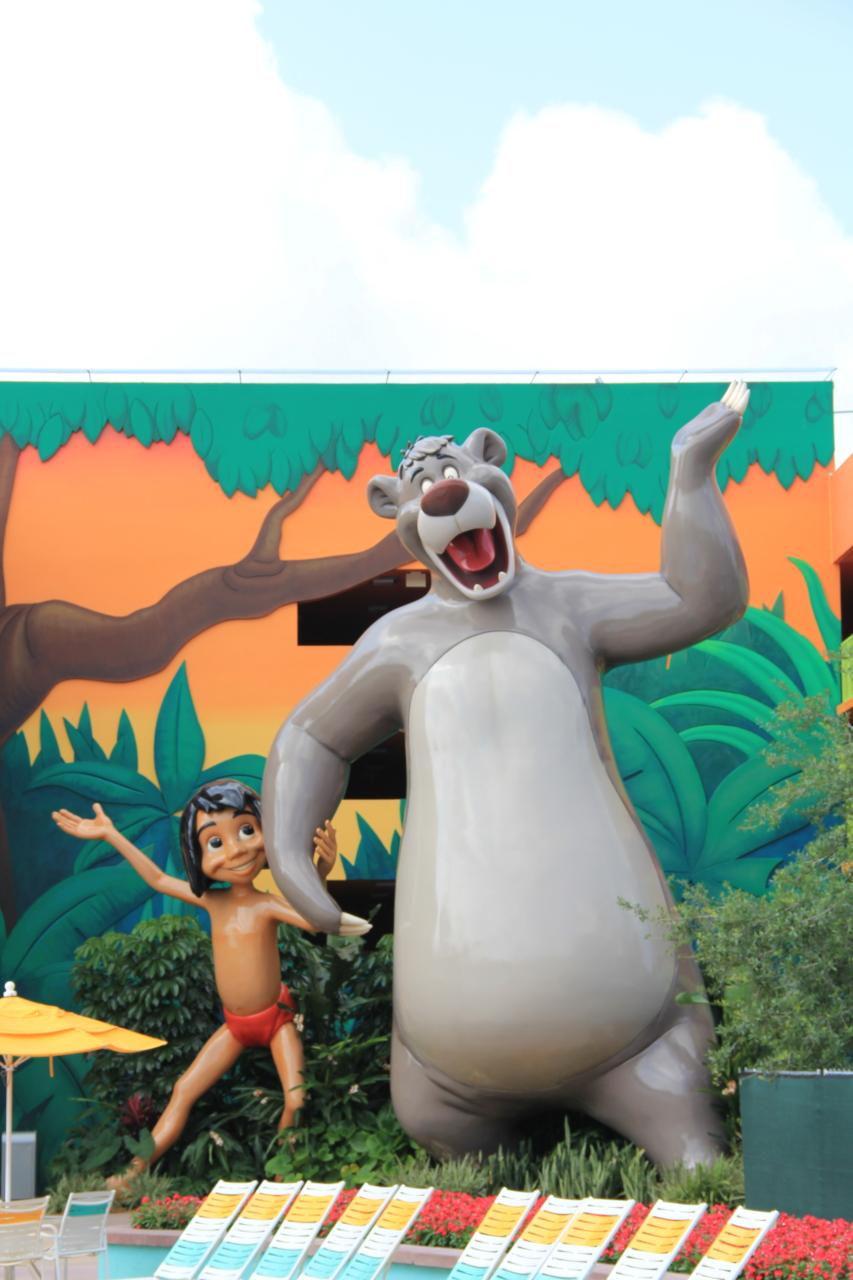Disney World Pop Century Resort Guide