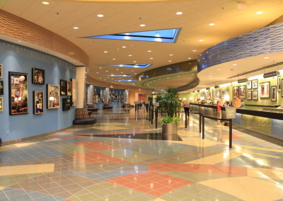 Resorts Pop Century lobby