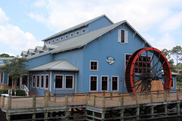 Disney World's Port Orleans Riverside Resort