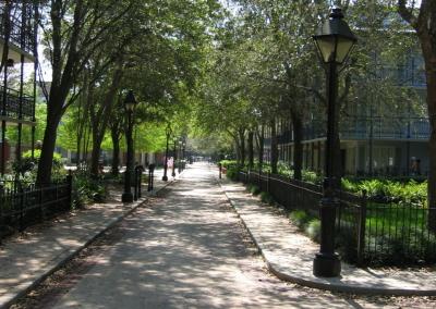 French Quarter Path