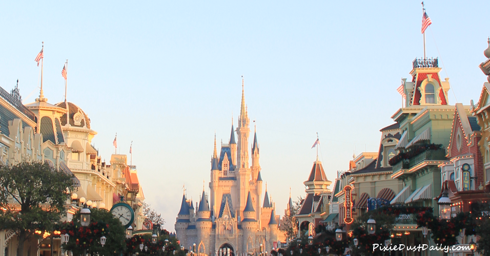 Video of a Full Day at Magic Kingdom