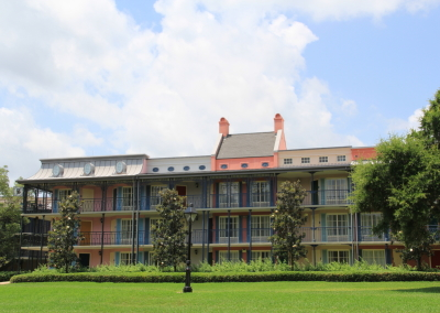 Resorts Port Orleans FQ
