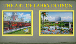 Larry Dotson Paintings
