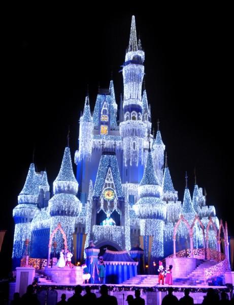 Disney World Winter Holiday Events