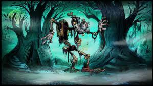 Goofy Zombie ©Disney