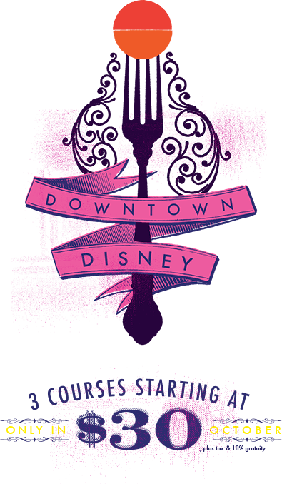 Downtown Disney Foodtopia Guide