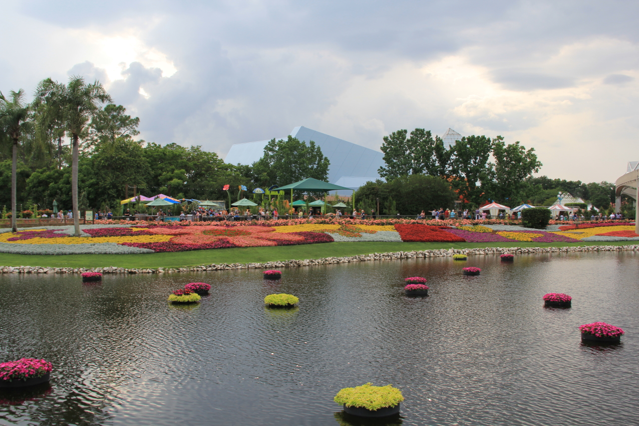 2017 Epcot International Flower and Garden Festival Fun Facts