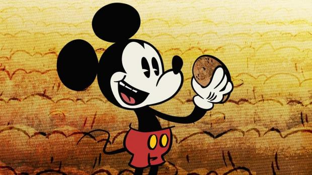 New Mickey Mouse Short Potatoland Premieres Nov. 18th