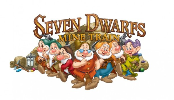 Seven Dwarfs Logo ©Disney