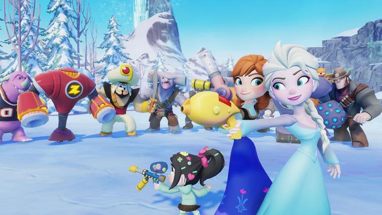 Review: Disney Infinity PC Version