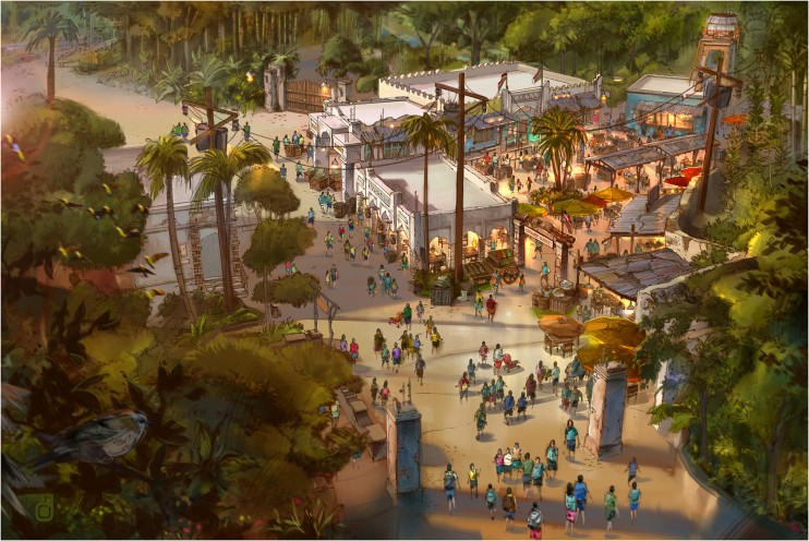 Africa Marketplace Expansion is coming to Animal Kingdom