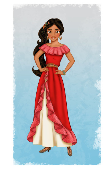 Elena of Avalor ©Disney