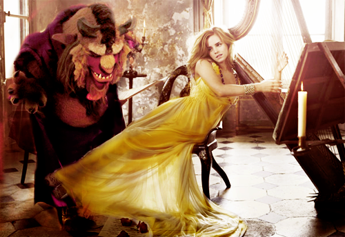 Emma Watson Confirmed as Belle in Disney's Beauty and the Beast Film