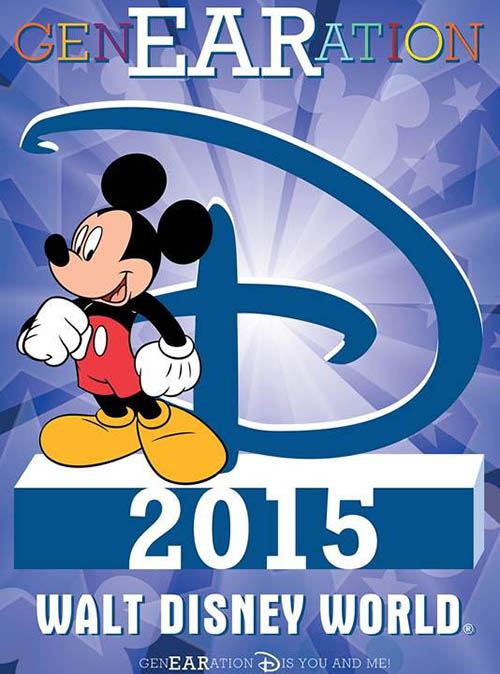 GenEARation D logo ©Disney
