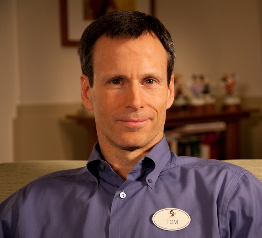 Tom Staggs Promoted to Chief Operating Officer of The Walt Disney Company