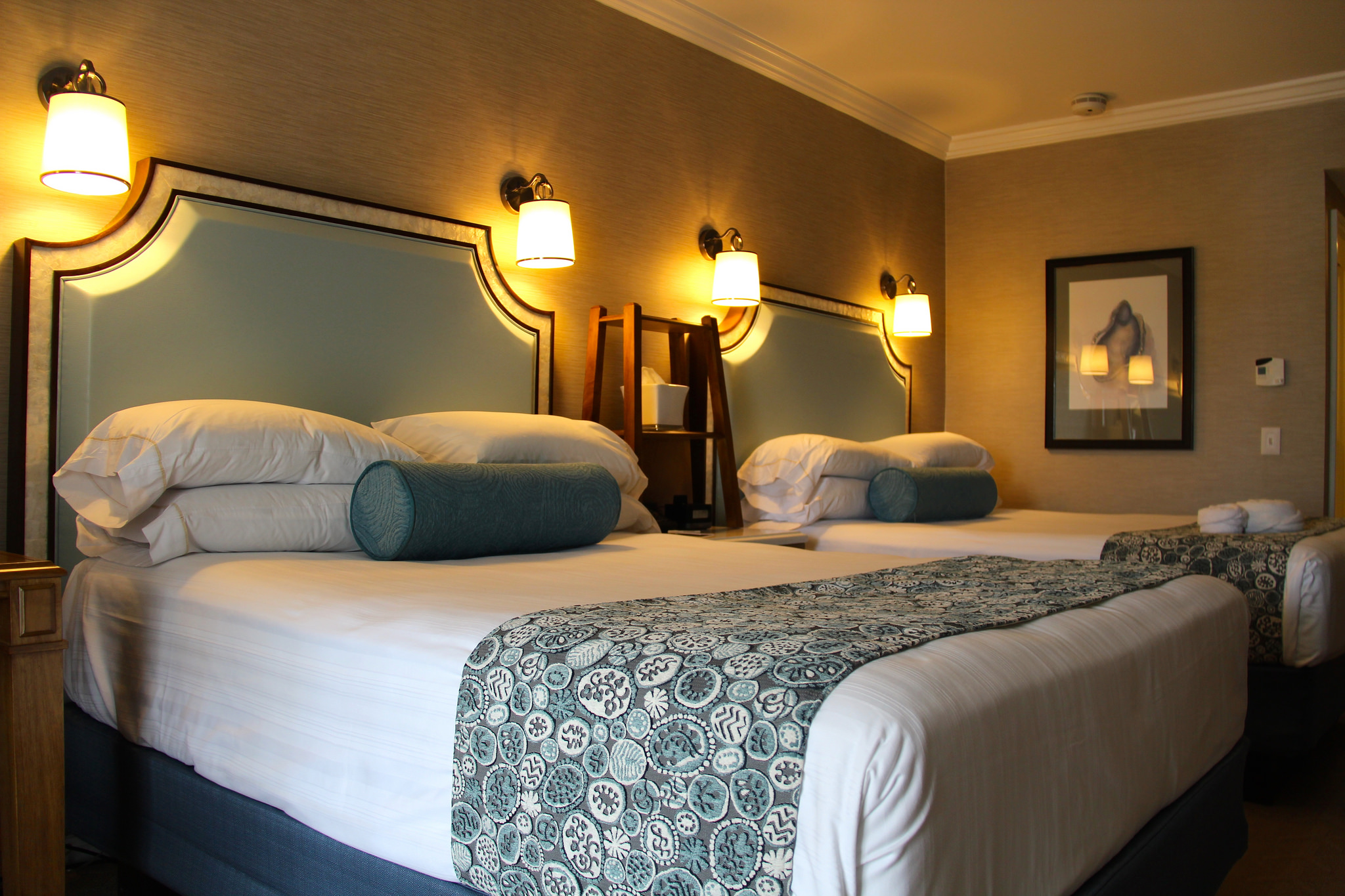 Renovated Rooms At Disney S Beach Club Resort