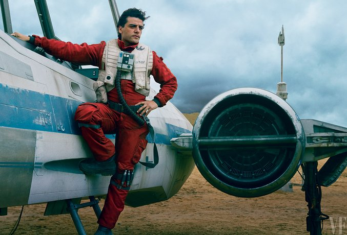 Annie Leibovitz's Force Awakens Photo Shoot Reveals a Few More Secrets