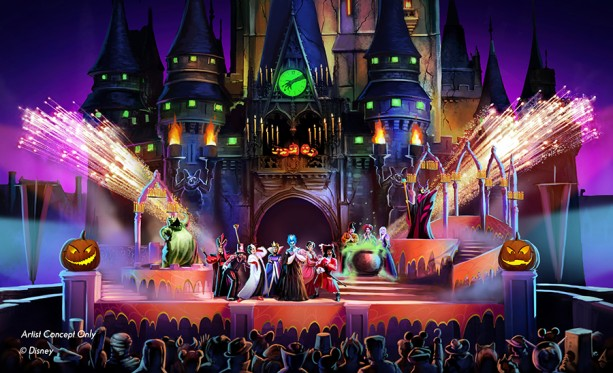 Mickey's Not-So-Scary Halloween Party Dates for 2017