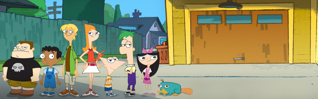 Phineas and Ferb Animated Series Reaches the End of Summer