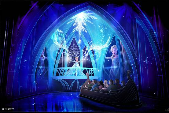 Frozen Ever After Ride Opens at Epcot in June