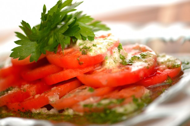 Disney Cruise Line Recipe: Tomato Salad