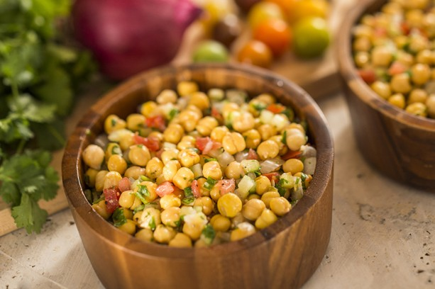 Harambe Market Chickpea Salad ©Disney