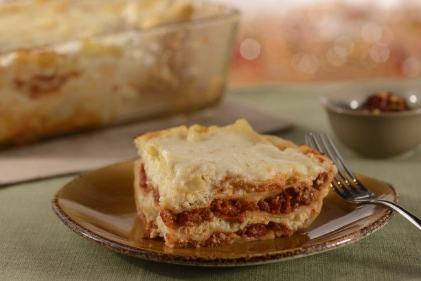 Disney World Recipe: Lasagna Bolognese