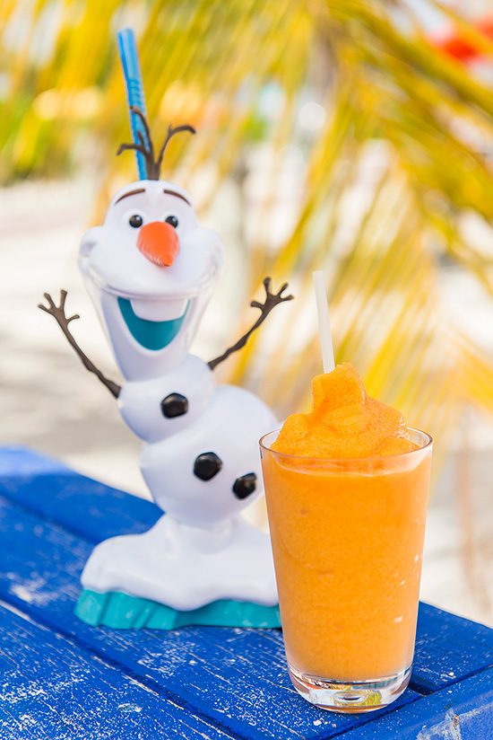 Disney Recipe: Sven's Carrot Delight Slush