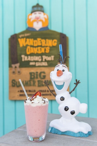 Disney Drink Recipe: Warm Hugs ©Disney