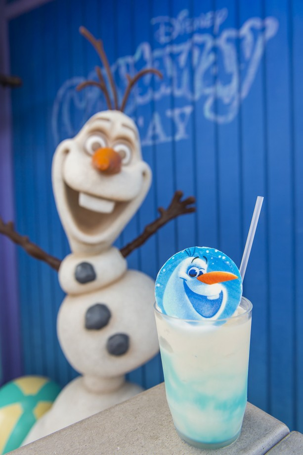 Disney Drink Recipe: Worth Melting For