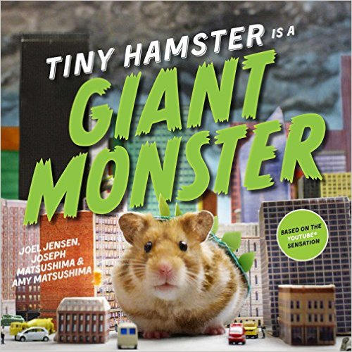 Tiny Hamster Book