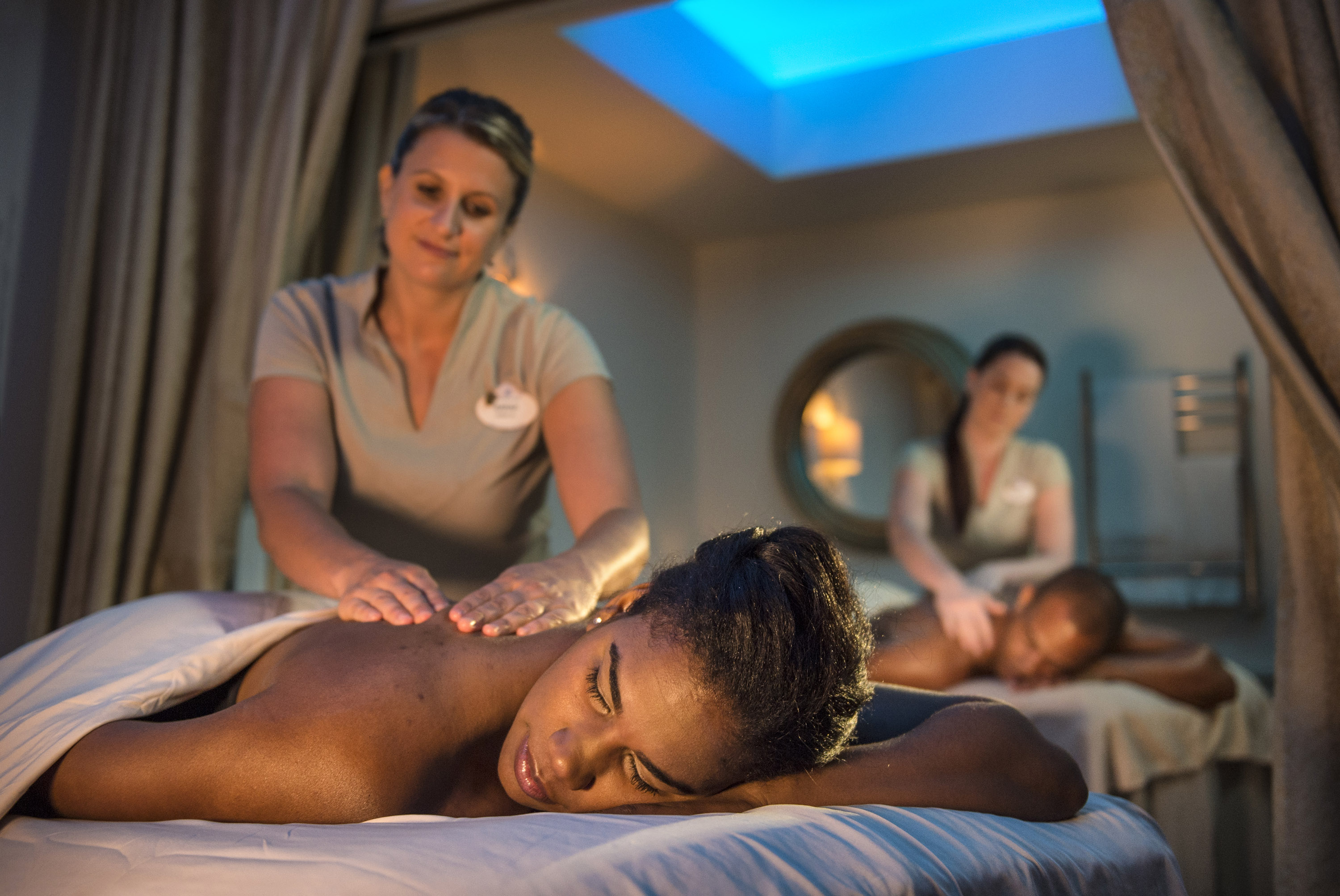 Relax in Luxury at a Disney World Spa