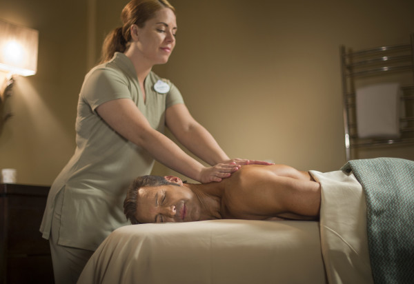 Disney World Swedish Massage ©Disney