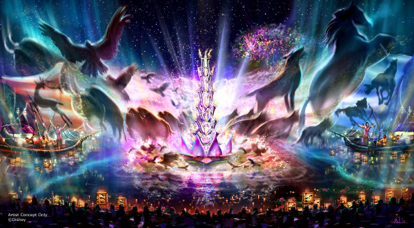 Rivers of Light Concept 1 Hi Res ©Disney
