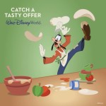 Disney World Free Meals with Vacation Package Offer