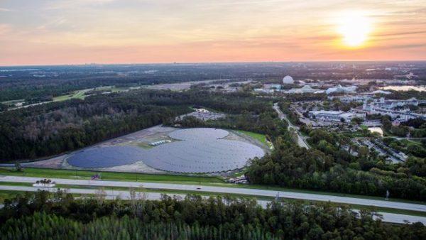 Mickey Solar Farm