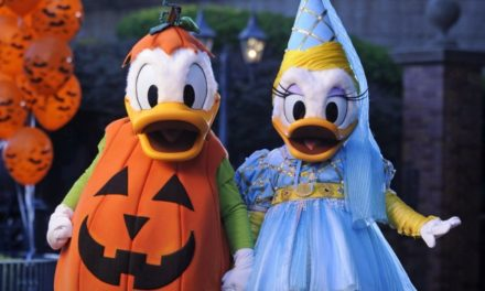 Getting the Most out of Mickey's Not-So-Scary Halloween Party