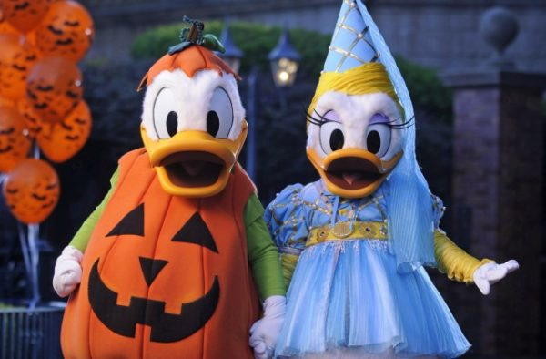 Mickey's Not-So-Scary Halloween Party ©Disney