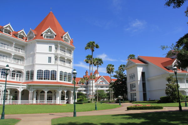 Disney World's Grand Floridian Resort