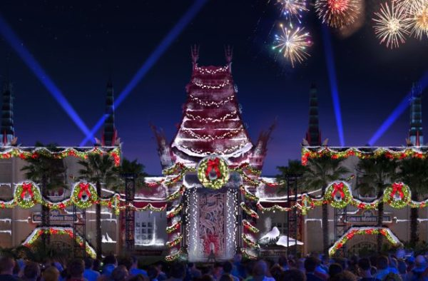 Jingle Bell, Jingle BAM! at Hollywood Studios ©Disney