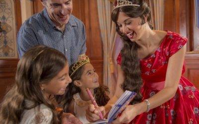 Elena of Avalor Meet and Greet Coming to Magic Kingdom
