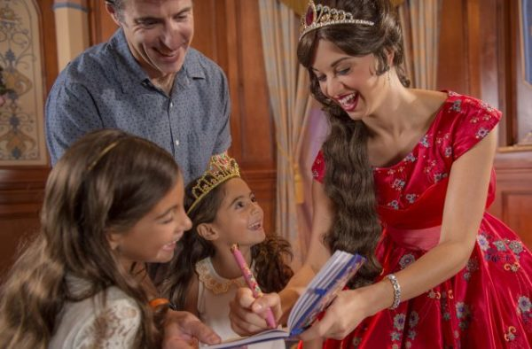 Elena of Avalor Meet and Greet ©Disney