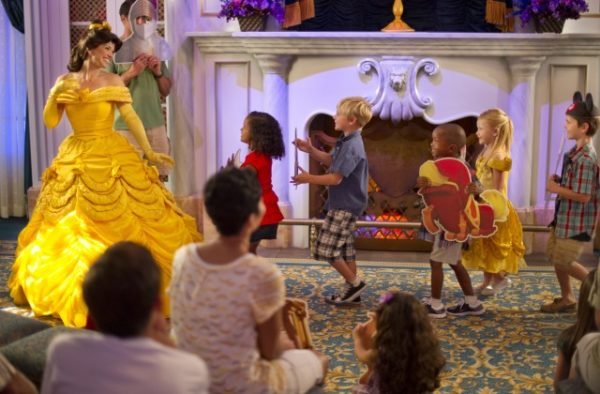 Enchanted Tales with Belle ©Disney